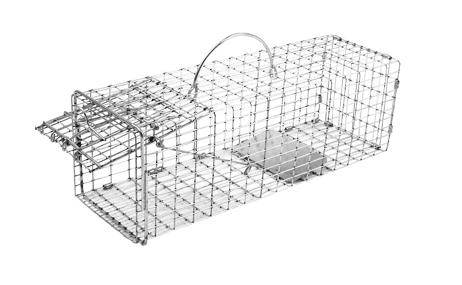 Tomahawk 104.5 - Rigid Trap - Skunk/Opossum/Prarie Dog Size #00001045